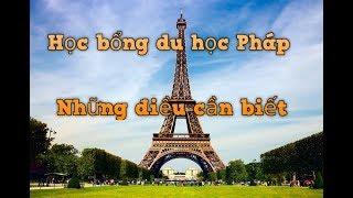 Hoc Bong Khong Kho - Du Hoc Phap