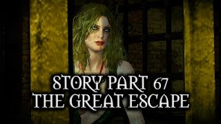 The Witcher 3: Wild Hunt - Story - Part 67 - The Great Escape
