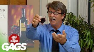 Meilleures Gags de vin | Compilation de  juste pour rire