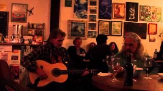 Mac Westie In Ballydehob Social Club