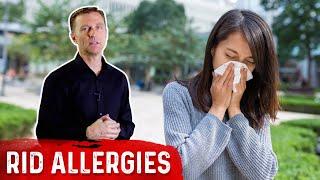 Alternative Allergy Relief: Low Dose Allergen Immunotherapy (LDA)