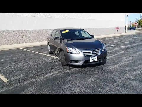 2015 Nissan Sentra Niles, Skokie, Chicago, Evanston, Park Ridge, IL SP10573
