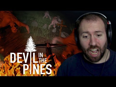 NONSTOP SCARES | Devil in the Pines