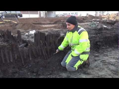 Arkeologi på Kvarnholmen Del 3 Tobaksodling