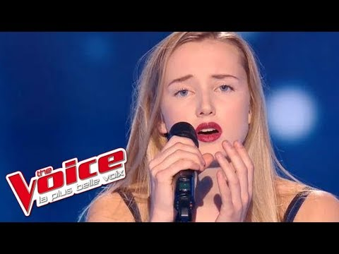 Chris Isaak – Wicked Game | Louisa Rose | The Voice France 2016 | Blind Audition