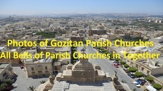 gozitan parish churches photos all bells of parish churches in together in one peal 74 bells