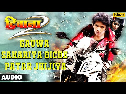 Gauwa Sahariya Biche Patar Full Bhojpuri Audio Song | Deewana 2 | Rishabh Kashyap & Shikha Mishra