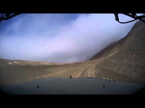 Paracas Desert 4x4 Tour in Peru 2015
