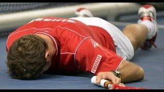 Davis Cup Switzerland v Czech Republic Official Highlights 2013 | Seven hours and one minute