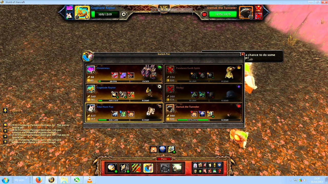 wow how to get pandaren spirit pets