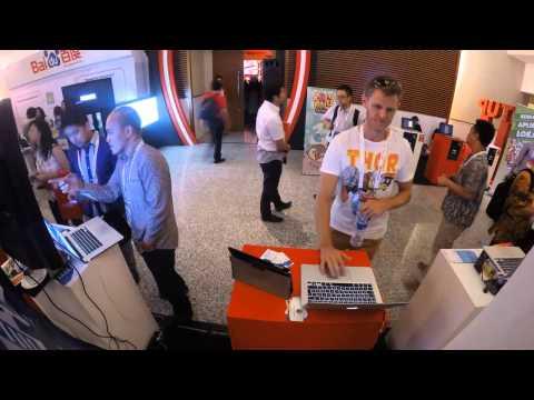 MagLoft at Tech In Asia Jakarta 2014