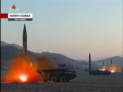 North Korea muling nagsagawa ng missile launch ayon sa Japanese at South Korean government