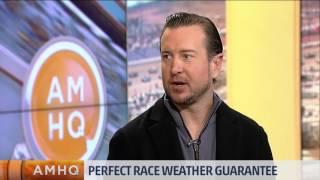 Weather and Winning the Daytona 500