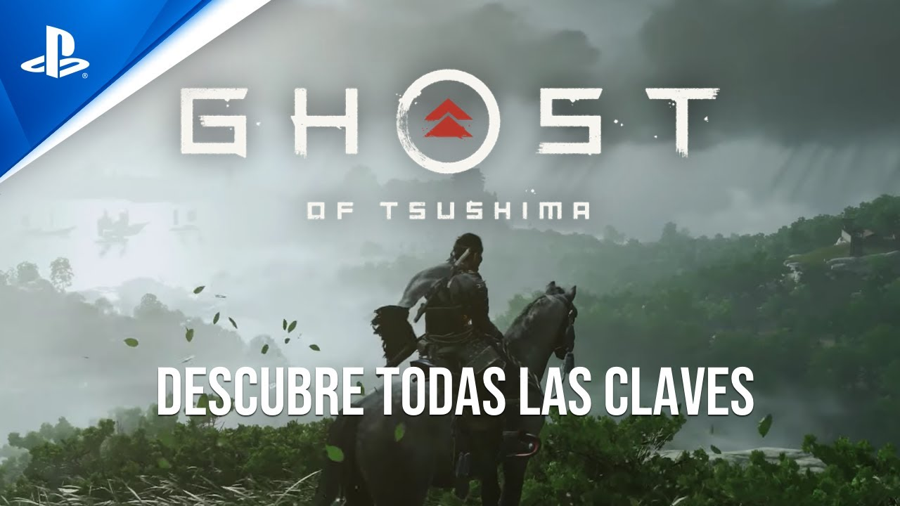 Las claves de Ghost of Tsushima | PlayStation España