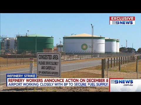 Industrial Action | 9 News Perth