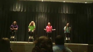 4 Girls' Tribute to 4 Beyonce by Todrick Hall