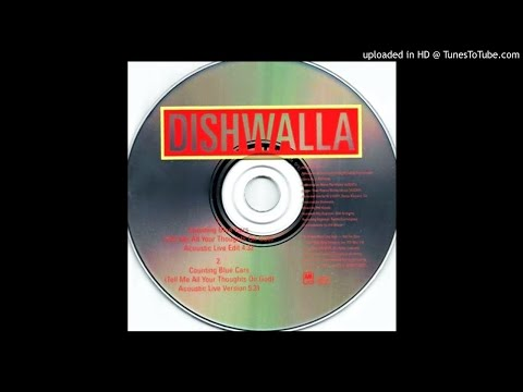 Dishwalla  Counting Blue Cars Acoustic  Edit