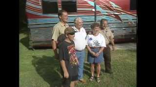 Ernest Borgnine Visits A Campground in Iowa