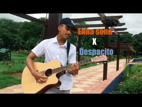 Despacito | Enna sona (cover by a.k.shankar )