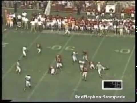 "1995 Alabama vs Southern Miss: ""Out Of The Fire"""