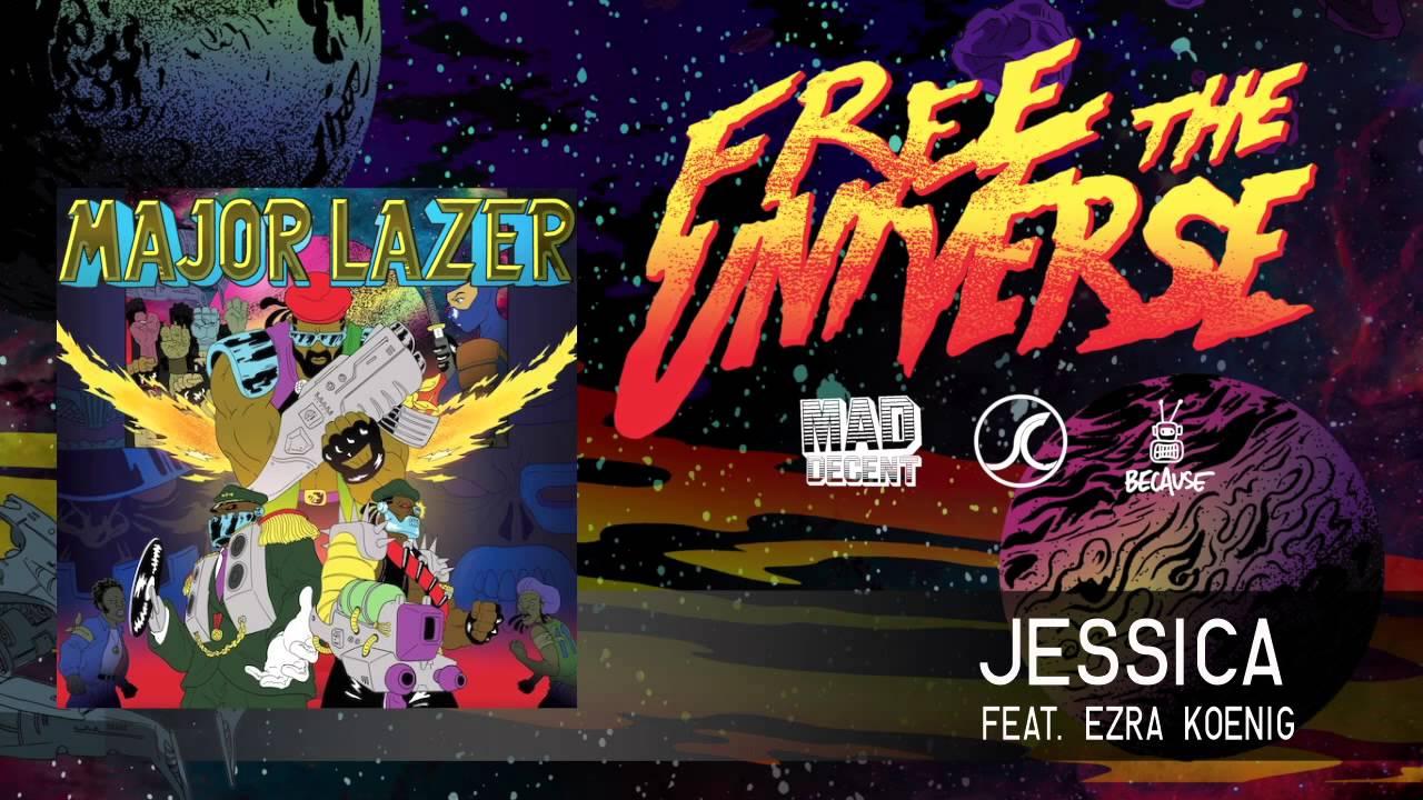 Jessica (feat. Ezra Koenig) (Official Audio