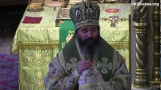 Holy Spirit Day in Jordanville 2012  - Духов День в Джорданвилле 2012 г.