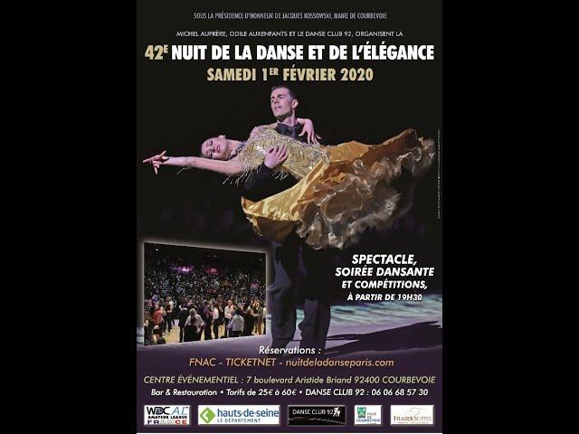 [Events] 42e Nuit de la Danse et de l'Elégance