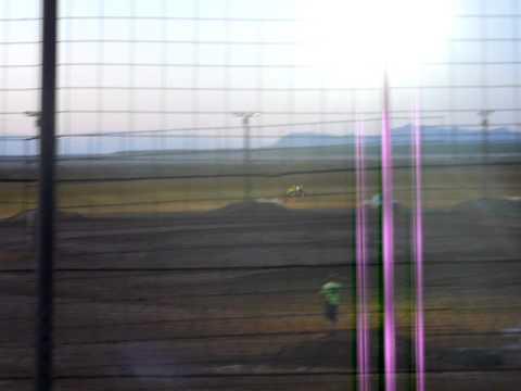 White Sands Speedway 5/21/11 Grandstand View