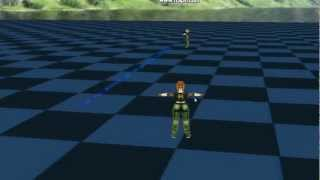 DPSF particle system quick test implementation XNA 4.0