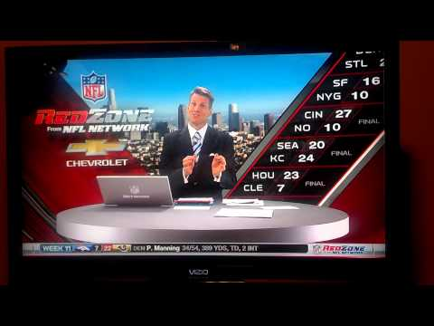 Scott Hanson announces MLB on NFL Redzone