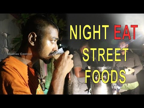 The Story of Street Food | Nightlife | Madras Masala Epi 6 | Food Feature | Madras Central