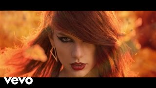 Taylor Swift  –   Bad Blood Video Thumbnail