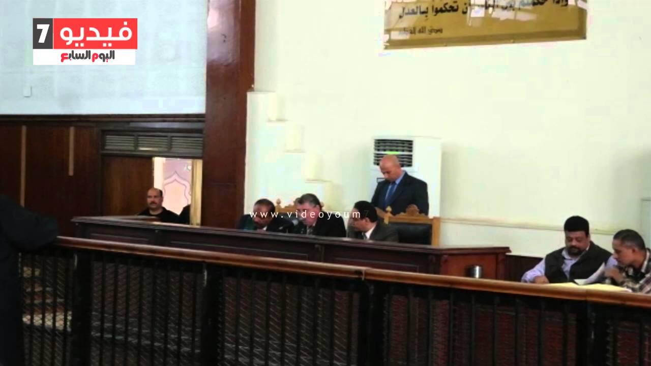 اليوم السابع : تأجيل محاكمة المتهمين بـ