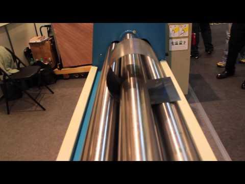 LEMAS 4-Roll Rolling Process