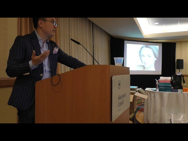 Dallas Facial Plastic Surgeon Dr. Sam Lam Lectures on Fillers at 2017 AAFPRS Meeting