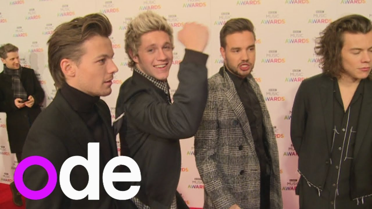 Exclusive James Corden On First Ever Four Piece One Direction