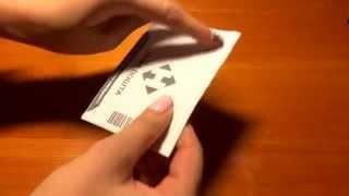 Нова почта(Нова пошта). Сделай карточку сам!(Нова почта Сделай карточку сам. Новый вид услуги у новой почты, теперь вы делаете карточки сами! Вот такая..., 2014-11-05T17:56:21.000Z)