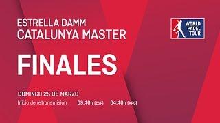 Finales - Estrella Damm Catalunya Master 2018 - World Padel Tour