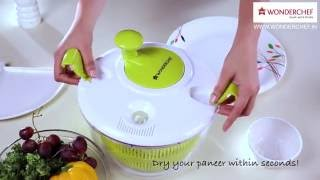 Wonderchef Vegetable Cleaner & Salad Spinner