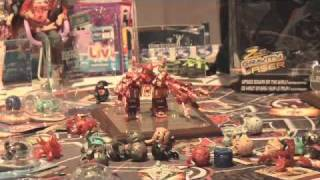 Bakugan by Spin Master - Toy Review Video(http://www.DadLabs.com - In this episode of Gear Daddy, Daddy Troy gets the scoop on the new Bakugan by Spin Master toy. These award winning toys are ..., 2009-12-03T10:01:26.000Z)