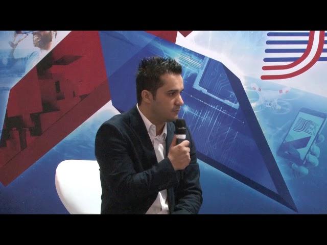 SET EXPO 2017 Entrevista - Eliezer Reis, SNews