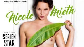 """Nicole Mieth posiert für den """"Playboy"""" Mp3"""