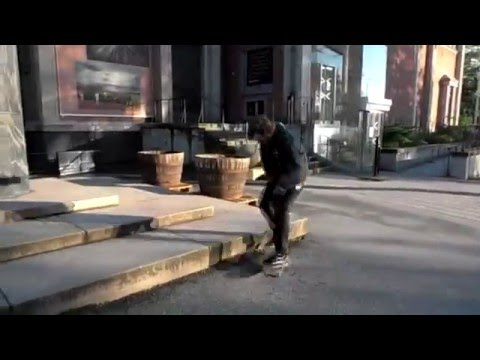 Spider's Web - skateboardvideo från 2013