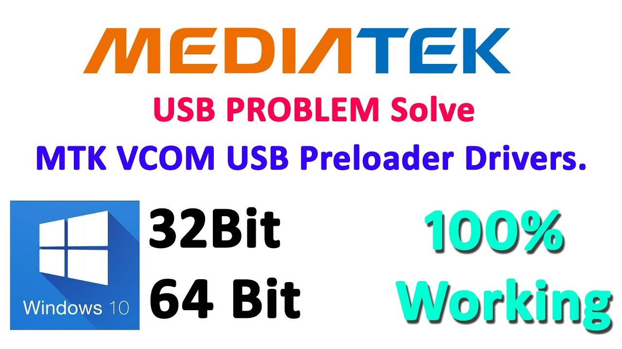 download usb vcom driver mt6572