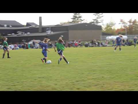 Woolwich at Oceanside middle school girls soccer