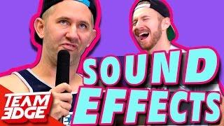 Sound Effects Challenge!!