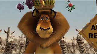 Лев Алекс просит прощение у Зебры Марти ... отрывок из мультфильма (Мадагаскар 2/Madagascar 2)2008