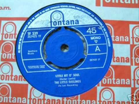 """Little Bit O' Soul"" - The Little Darlings (ORIGINALVERSION 1965)"