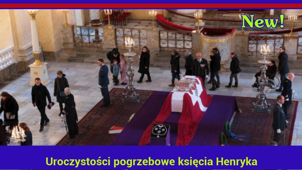 Uroczystości pogrzebowe księcia Henryka