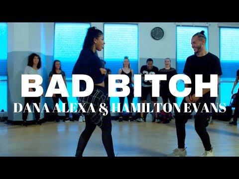 Bad Bitch by @BebeRexha | @DanaAlexaNY @HamiltonEvans Collab Choreo